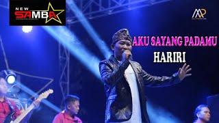 Gambar cover KUSAYANG PADAMU - NEW SAMBA // HARIRI