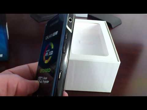 Samsung I8520 Galaxy BEAM Unboxing Video - Phone in Stock at www.welectronics.com