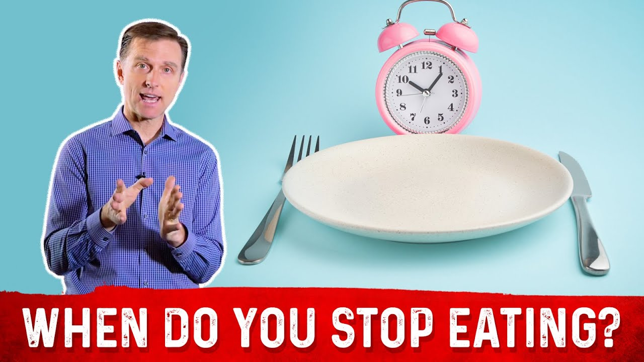 When Do You STOP Eating on Your Ketogenic Diet? - YouTube