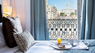InterContinental Porto Hotel - Palacio Das Cardosas (Portugal): full tour