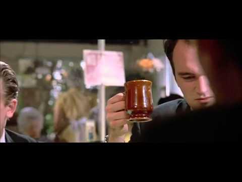 Reservoir Dogs Opening Scene Like A Virgin [Full HD]