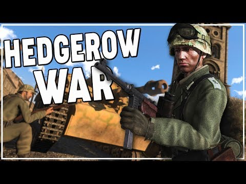 ELITE PANZER LEHR IN NORMANDY | AʀᴍA 3 WW2 Gameplay