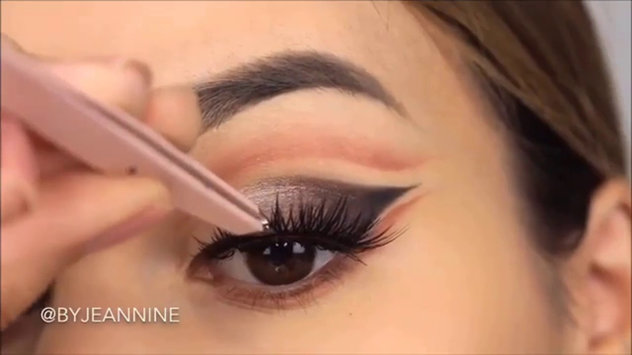 eye makeup compilation easy eye makeup tutorial smokey