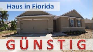 Florida-Haus ► günstig!