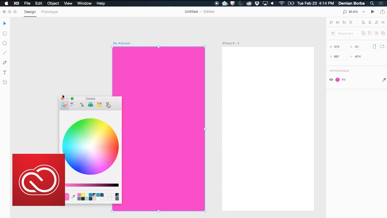 How to Work with Artboards in Adobe XD (Preview) | Adobe Creative Cloud