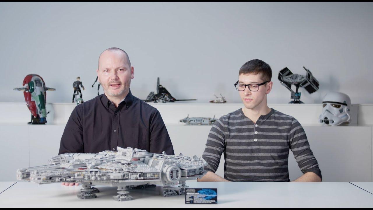 lego star wars 75192 millennium falcon 2017 edition ucs