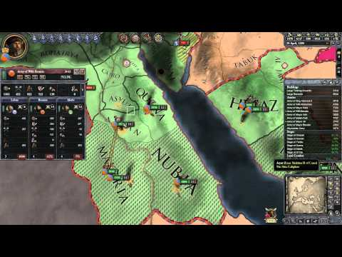 Axum 42 - Operation: Replace The Caliph part 2/2
