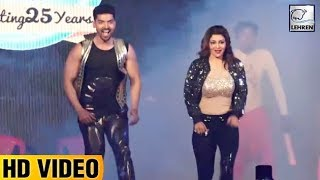 Gurmeet Choudhary & Debina Bonnerjee's New Year 2018 Dance Performance | Full Video