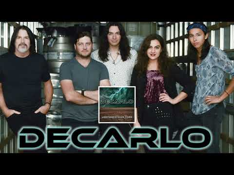 """DECARLO - """"There She Goes"""" (Official Audio) #DECARLO #TommyDeCarlo #LightningStrikesTwice"""