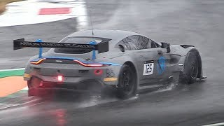 Curbstone Test Days 2019 Monza - NEW Vantage GT3, Nissan R90 CK, 488 GTE & More!