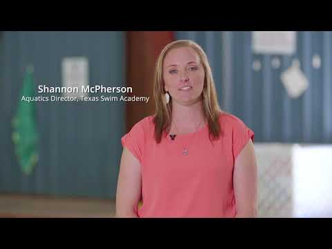 Katy Infant Survival Swim Instructor, Shannon