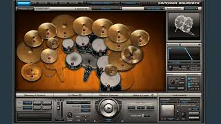 Bolt Thrower -  7th Offensive ( Backing Tracks Drums )