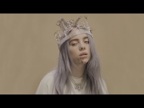 Billie Eilish: You Should See Me In A Crown (Spotify Video)