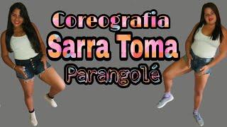 SARRA TOMA - PARANGOLÉ  (Coreografia)