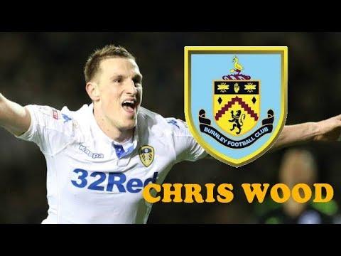 Chris Wood Welcome To Burnley    Goal Machine   