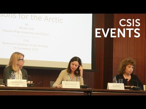 History Lessons for the Arctic