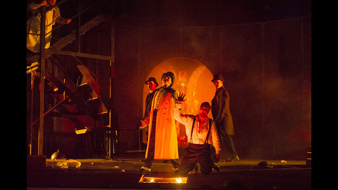 Don Giovanni - English Touring Opera