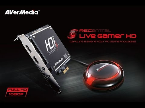 firmware v22 and drivers from avermedia.com