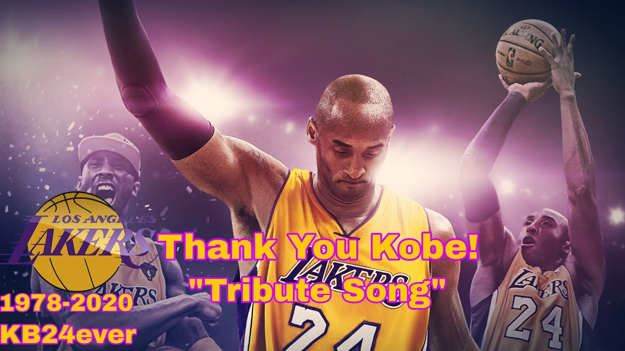 THE ICON KB24 [Thank You Kobe Tribute] -RM Exclusive