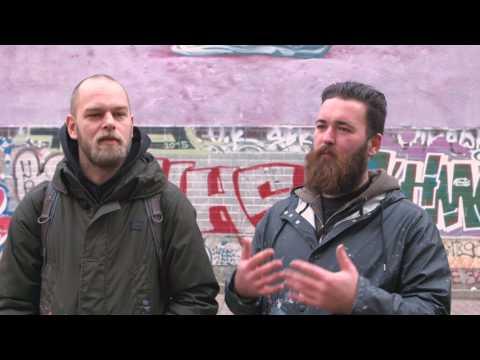 The Haus - Berlin Art Bang | Telmomiel | Streetart Urban Art 2017 | Videoproduktion Berlin