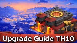TH10 Upgrade Priority List | What to Upgrade at TH10 | Clash of Clans