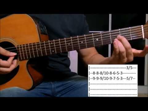 Pegada que Desgrama - Naiara Azevedo aula Violão (como tocar)