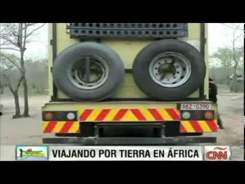 Viajar 'a la aventura' por África