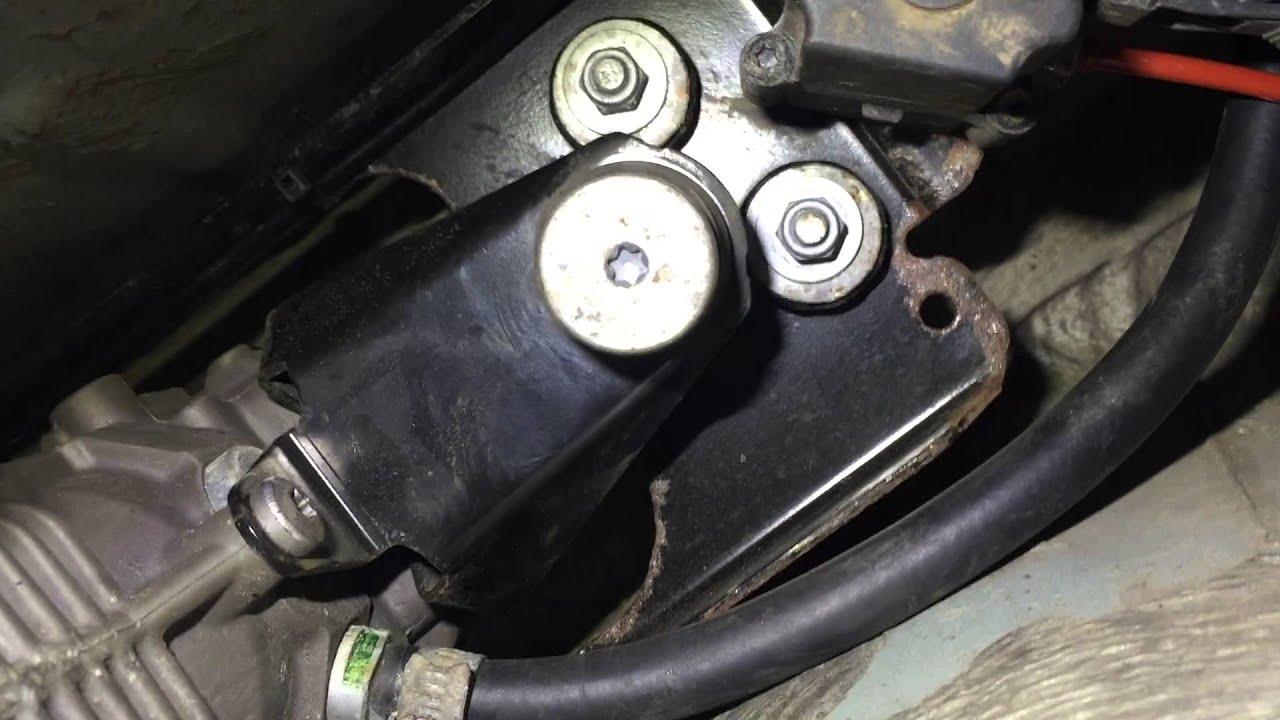 small resolution of bmw 5 series 2004 2010 e61 rear suspension compressor pump removal