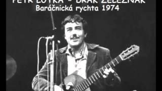 Petr Lutka v Baráčnické rychtě (1974)