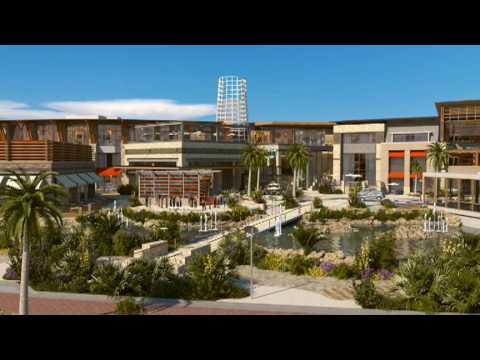 3DM Digital - 3D Architectural Animation - Shopping center
