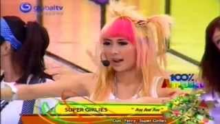 Super Girlies Aw Aw Aw 100 Ampuh Global TV 22 Desember 2011