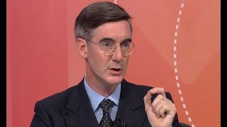 Jacob Rees-Mogg ONLY on Question Time (26th October)
