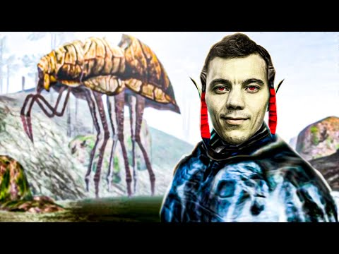 ОБЗОР ИГРЫ THE ELDER SCROLLS III: MORROWIND