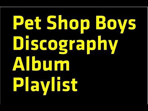 Baixar Pet Shop Boys - Discography (1991) Full Album Playlist | by MyCDMusic