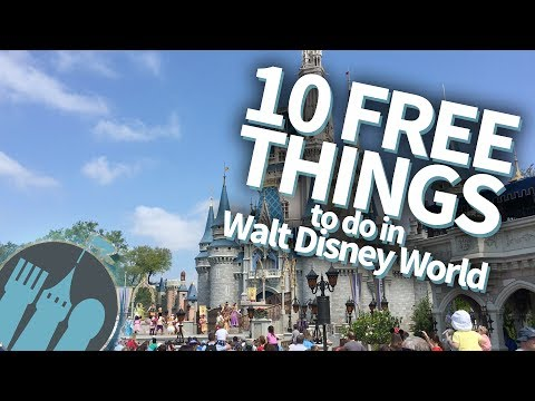Thumbnail: 10 FREE Things To Do In Walt Disney World!