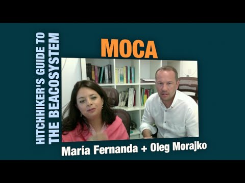 MOCA - Beacons+Big Data Applied to Conferences & Smart Cities