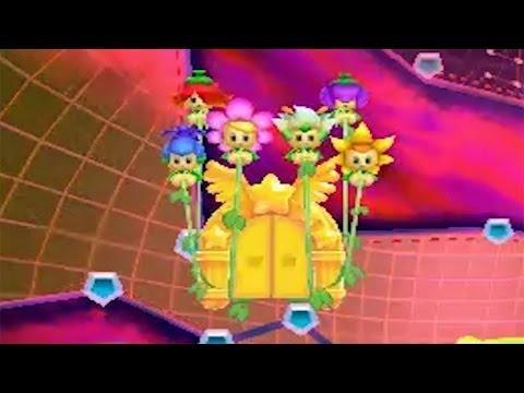 Kirby Triple Deluxe 100% Walkthrough - World 6: Royal Road (6-1,6-2,6-3,6-4,6-5)