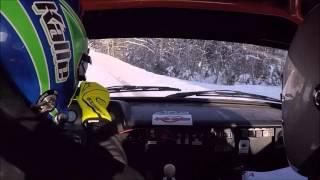 Kalle Rovanperä - Keurusselkä   Toyota Starlet   Stage 4