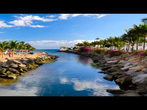 Apartamentos dunasol playa del ingles spain doovi for Apartamentos jardin del atlantico playa del ingles