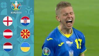 Нидерланды - Украина: это космос! | Англия - Хорватия. Австрия - Сев. Македония | Обзор ЕВРО-2020