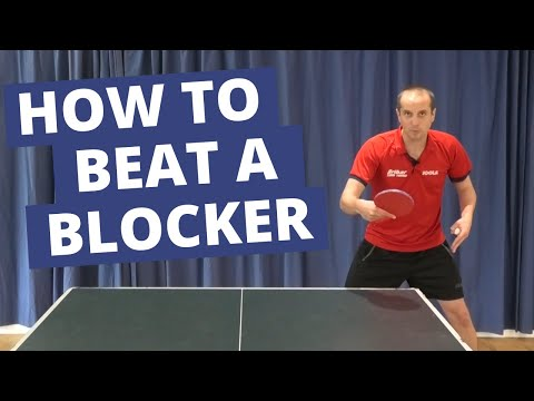 How to beat a blocker