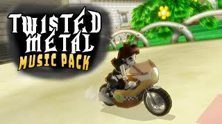 [MKW] Twisted Metal Music Pack! (W/ Punk Daisy)