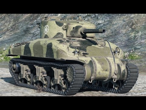 World of Tanks M4 Sherman - 11 Kills 3,2K Damage