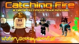 ROBLOX Hunger Games - Catching Fire - Part 1!