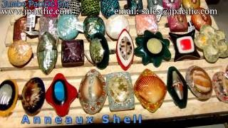 Philippines Shell collections de bijoux Thumbnail