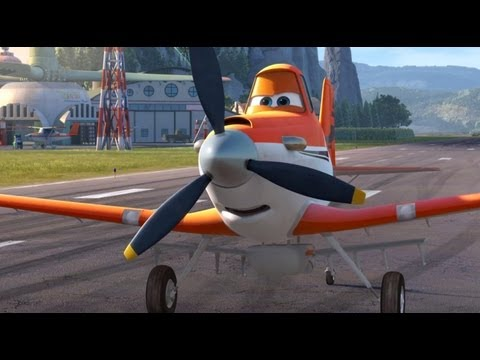 Planes - The Movie - The Game - Gameplay with Dusty and more