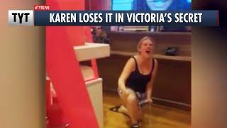 Karen Goes Crazy at Victoria's Secret