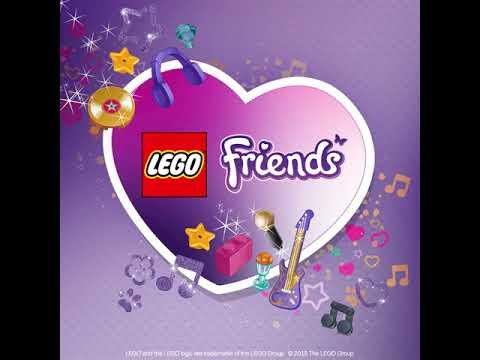 Lego Friends Soundtrack 09 Girlz Youtube
