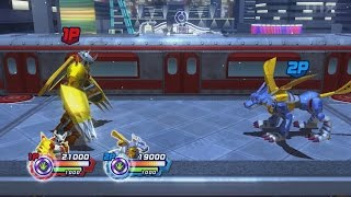 DIGIMON All-Star Rumble - All Characters, Digivolutions & Ultimate Moves [1080p HD]