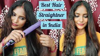 BEST HAIR STRAIGHTNER IN INDIA